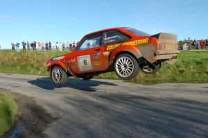 Phil Collins Rallying