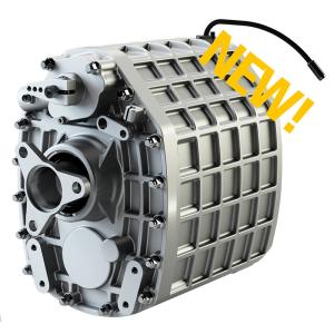 Секвентальная коробка передач для заднеприводных автомобилей Tractive RDT175