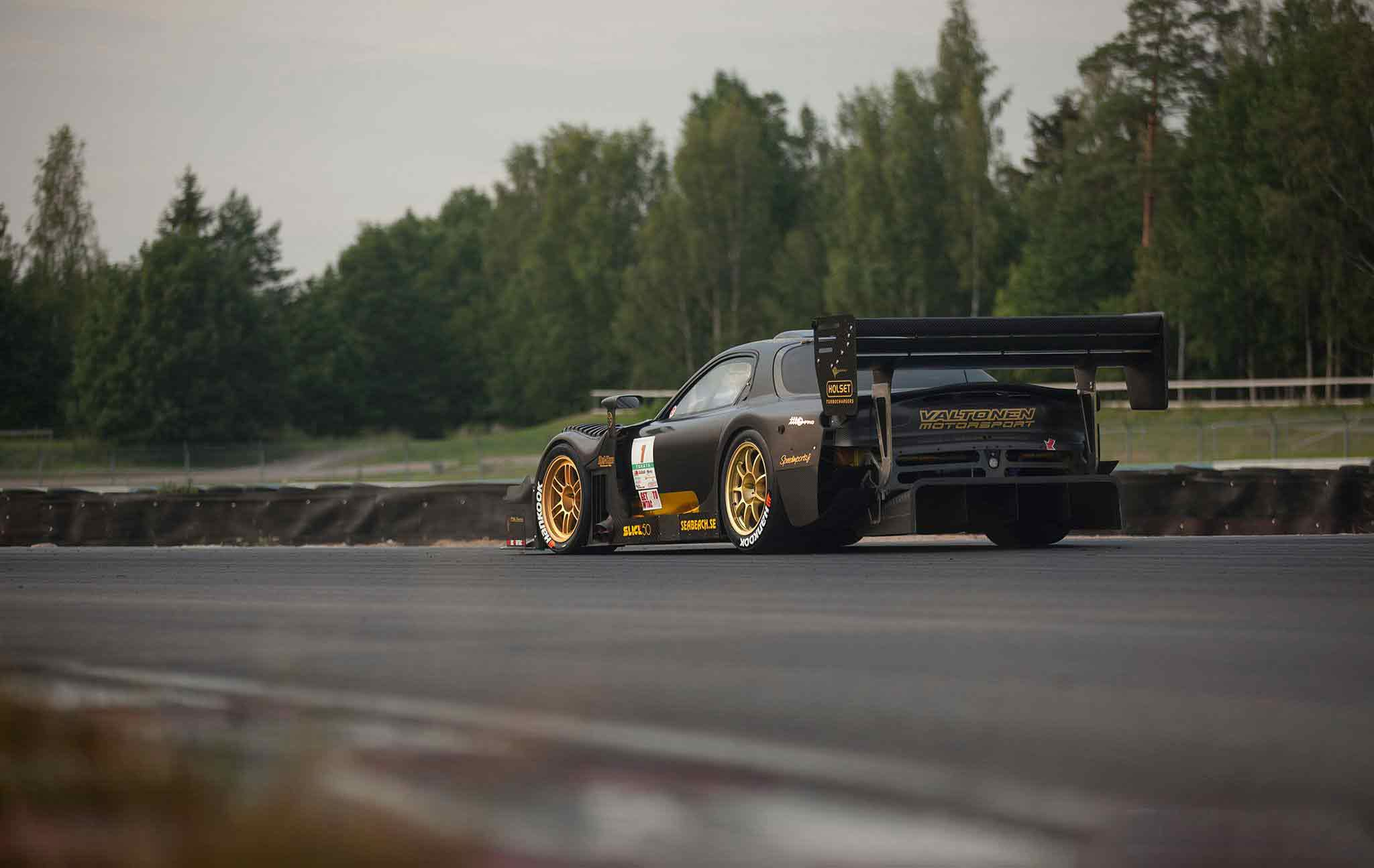 Valtonen Motorsport Mazda RX7
