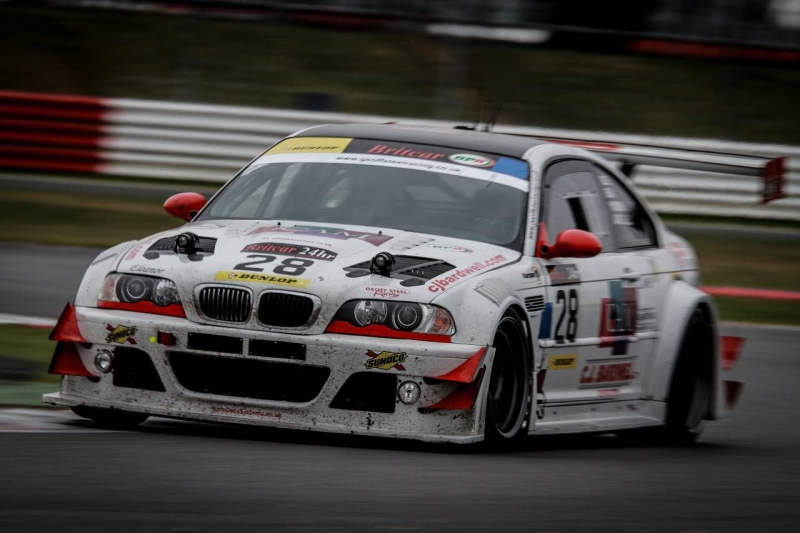 Mark Poole BMW M3 E46 V8 GTR Tractive RD90